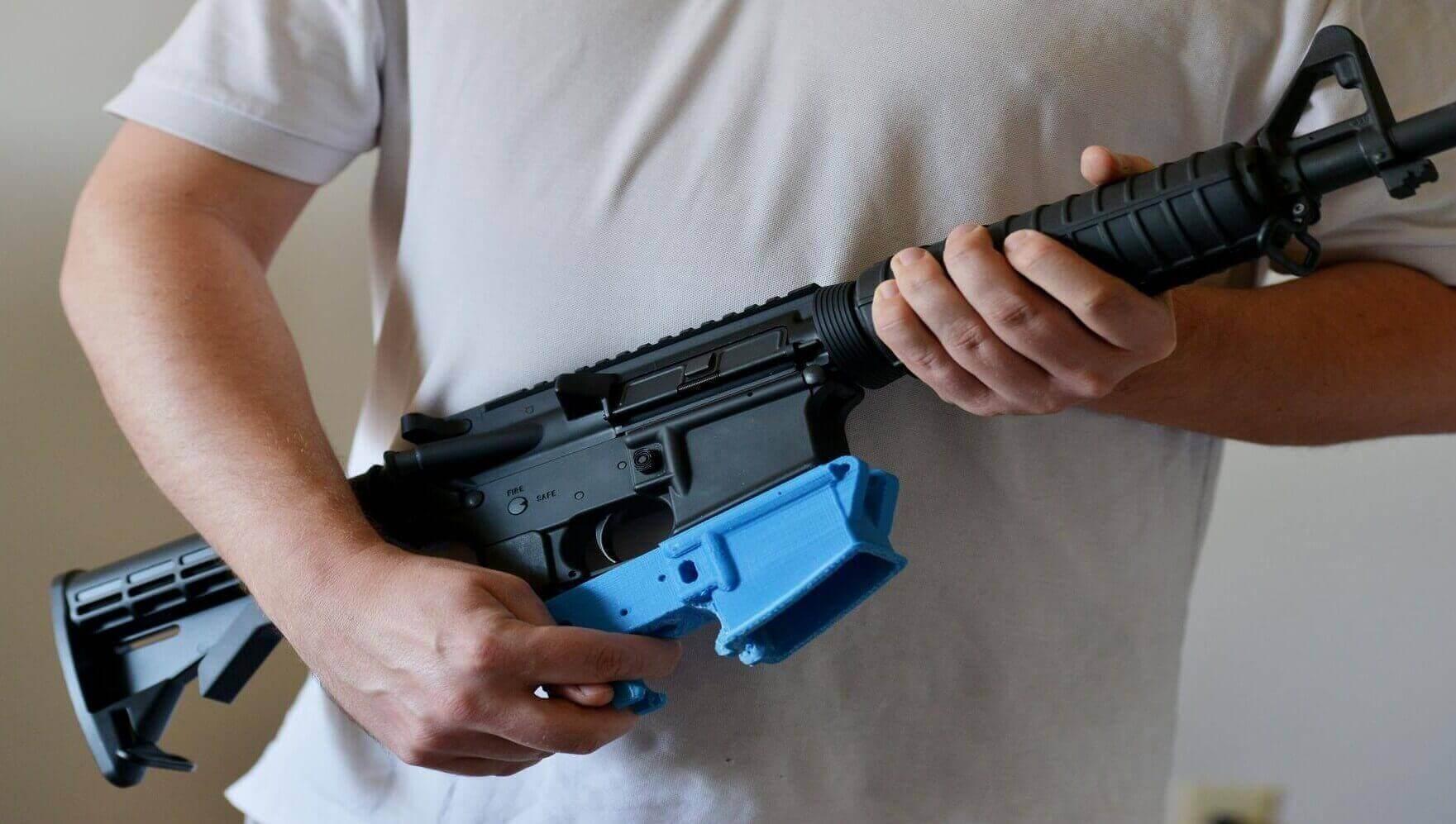 3D Printed Guns Finally A Reality